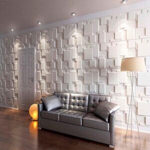 Panel 3D Ebano