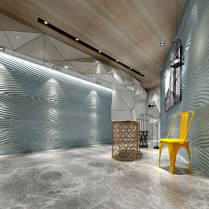 Panel 3D Interior
