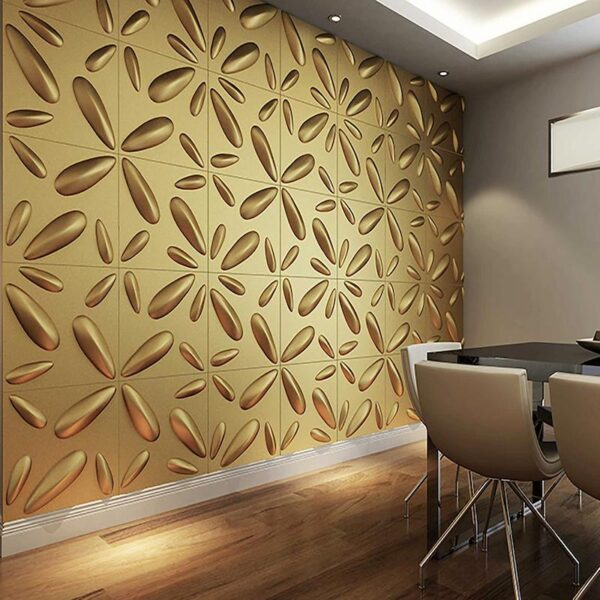 Panel 3D Pinterest