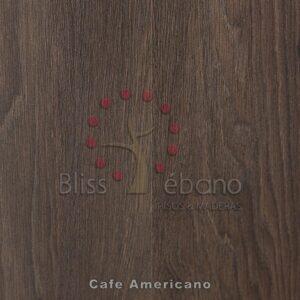 Piso Laminado Cafe Americano
