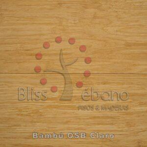 Piso de Bambu OSB Claro
