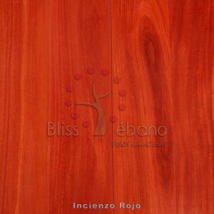 Piso de Madera Incienzo Rojo